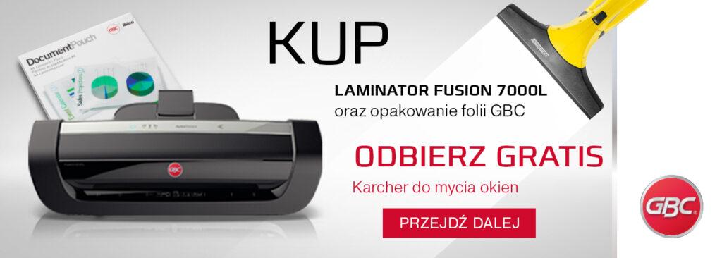 laminatori GBC + Karcher